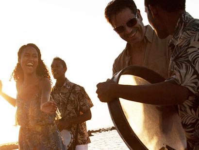 How Mauritian Music Evolved