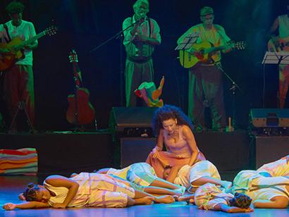 Theatre in Mauritius