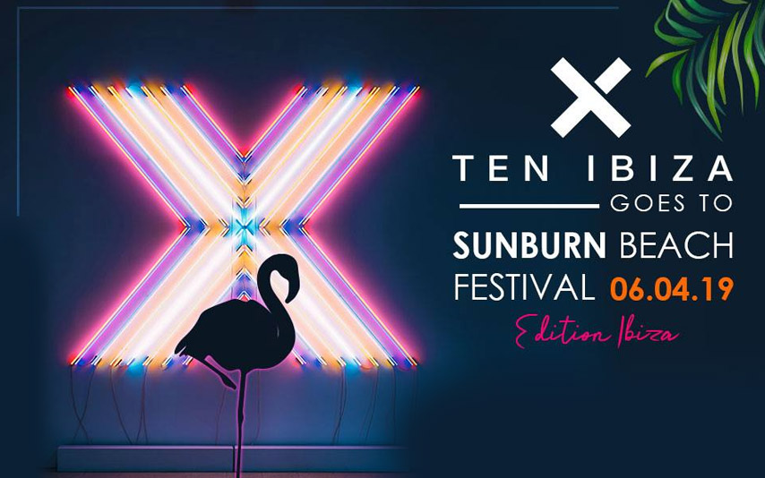 Sunburn Beach Festival