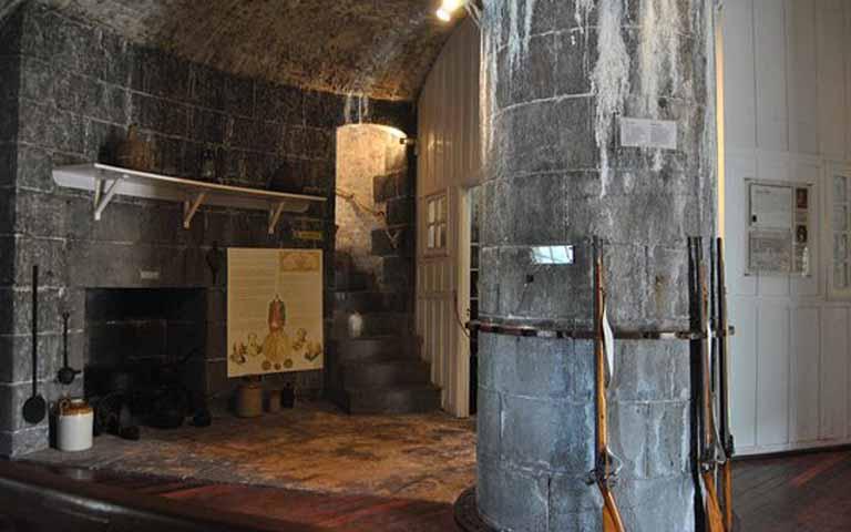 Martello Museum