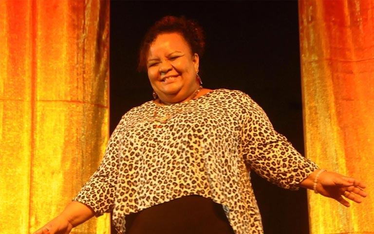 Miselaine Duval - Le Komiko Comedy Art Club