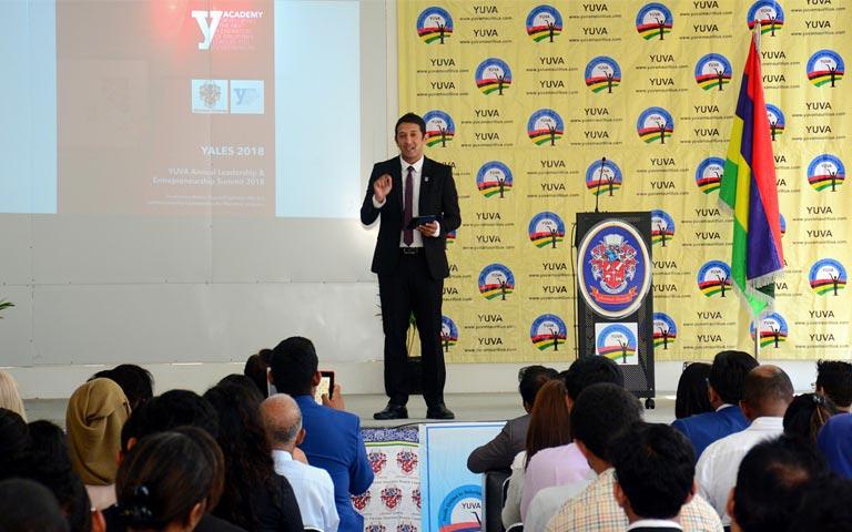 Yuva Annual Leadership & Entrepreneurship Summit (YALES) 2019