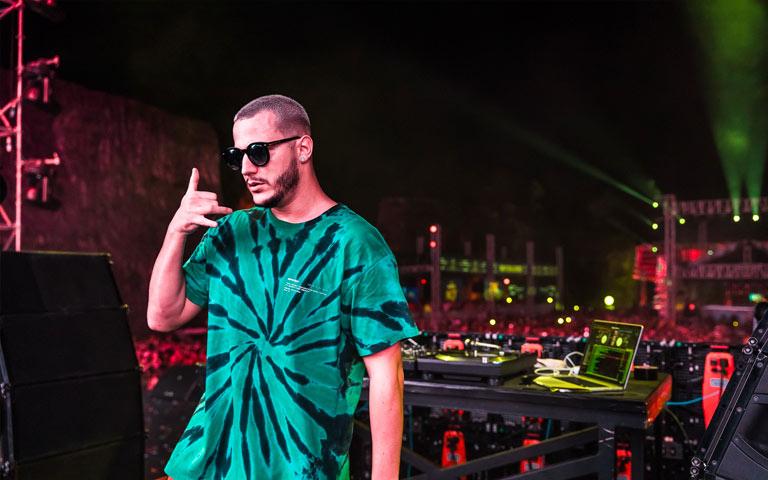 DJ Snake live