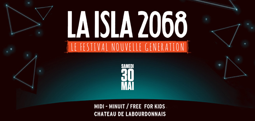 La Isla 2068 Festival slider image