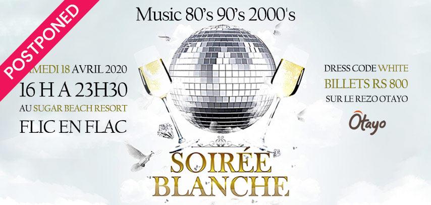 Nuit Blanche Sundowner at Sugar Beach Resort – Music 80's 90's 2000's slider image