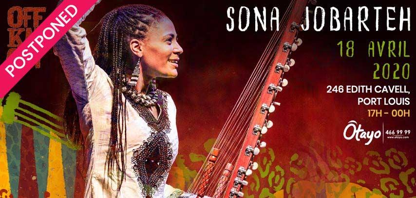 OFF Kaz'Out – Sona Jobarteh slider image