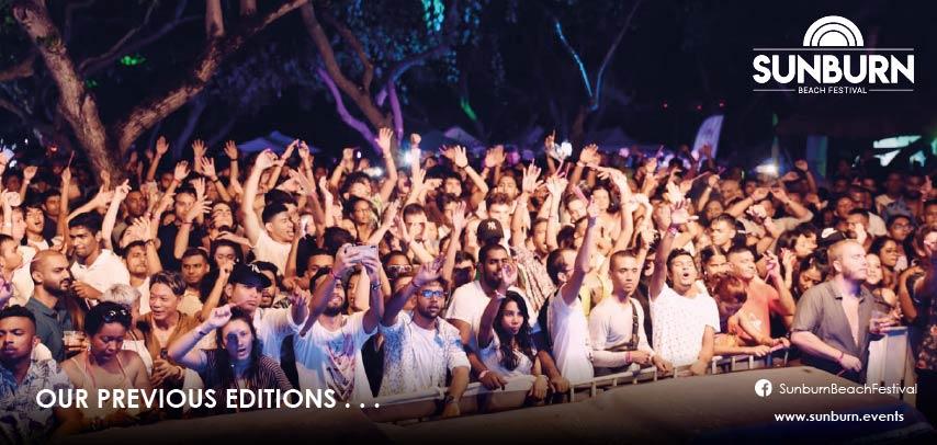 Sunburn Beach Festival 5 – Campus of Freedom slider image