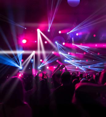 Clubbing & DJ Events