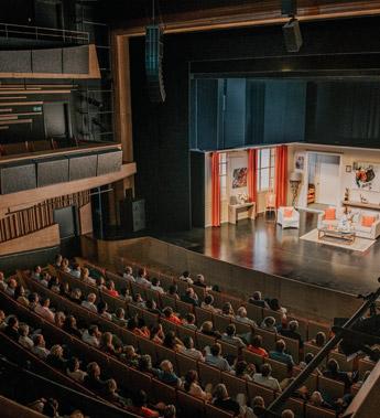 Le Théâtre à Maurice