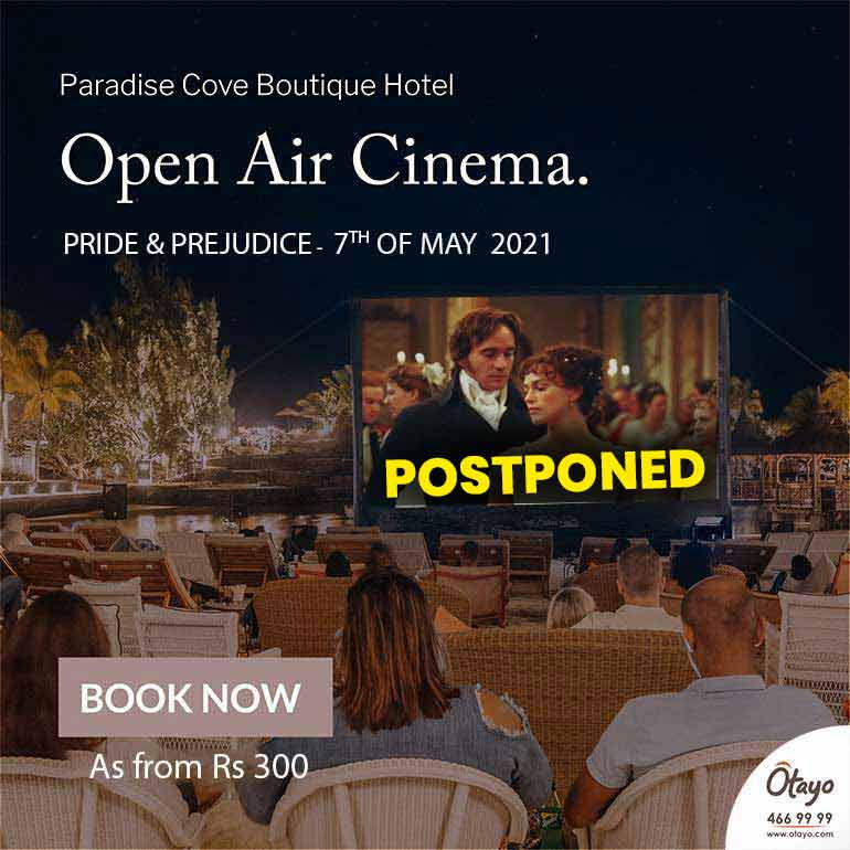 Cinema En Plein Air à Paradise Cove – Pride and Prejudice