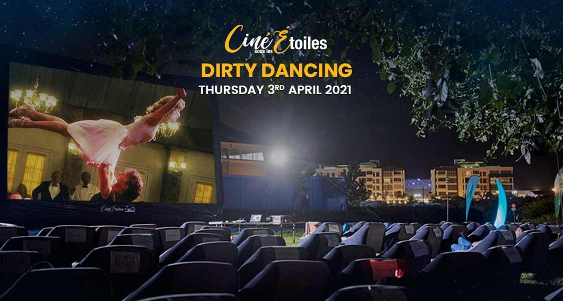 Cinéma En Plein Air – Dirty Dancing (1987) à Ciné Sous Les Étoiles media