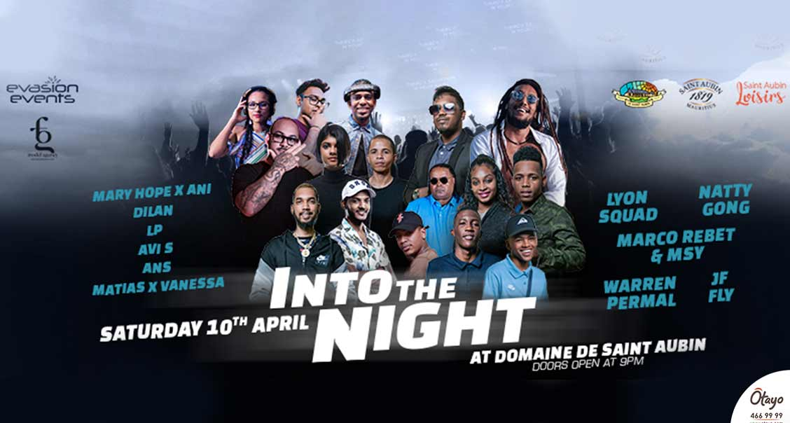 Into the Night media