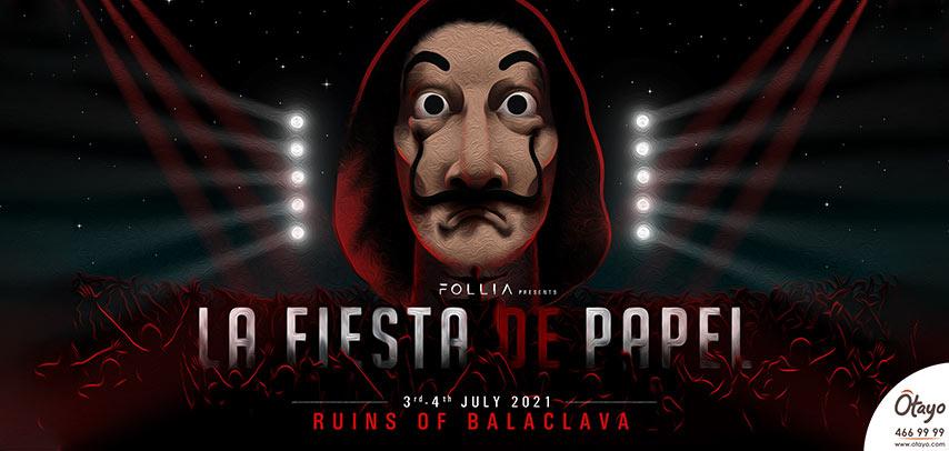 La Fiesta de Papel slider image