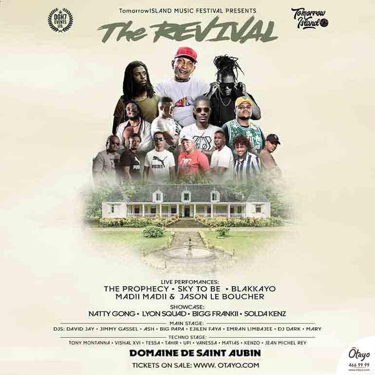 TomorrowISLAND – The Revival