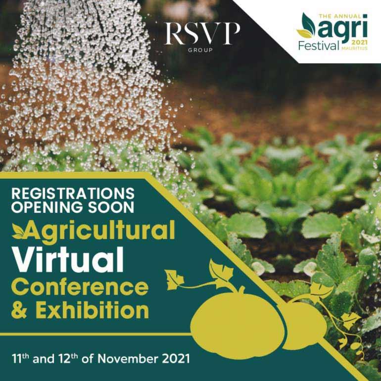 The Annual Agri Festival Mauritius 2021