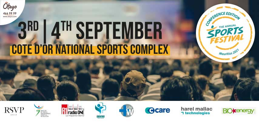 Mauritius Sports Festival – Conference Edition – Day 1 slider image