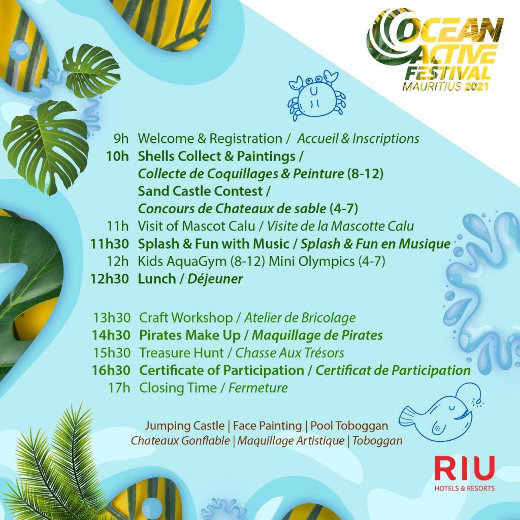 RIU - Kids program