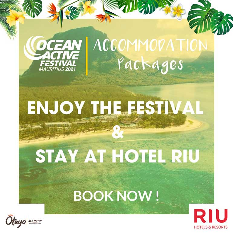 OCEAN ACTIVE FESTIVAL 2021 – HOTEL PACKAGES